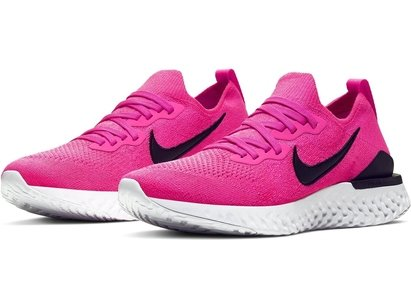 Epic React FlyKnit 2 Trainers Ladies