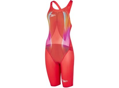 Speedo LZR Elite Closed Back Swimsuit Ladies