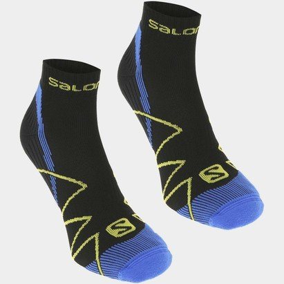Salomon X Scream 2 Pack Mens Running Socks