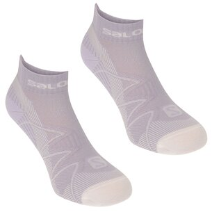 Salomon X Scream 2 Pack Running Socks Ladies