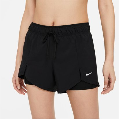 Nike 2 in 1 Woven Shorts Ladies