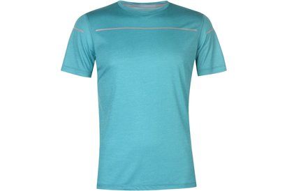 Asics Lite Short Sleeve T-Shirt Mens