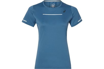 Asics Lite Show Short Sleeve Top Ladies