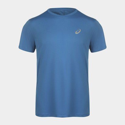 Asics Core Short Sleeve Running T Shirt Mens