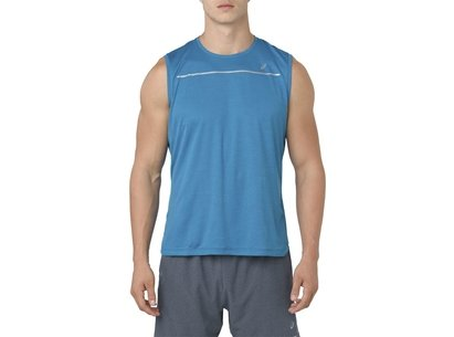 Asics Sleeveless T Shirt Mens