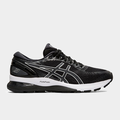 Asics GEL Nimbus 21 Mugen Ladies Running Shoes