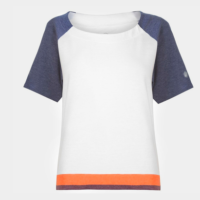 Asics Cool Short Sleeve Running T Shirt Ladies