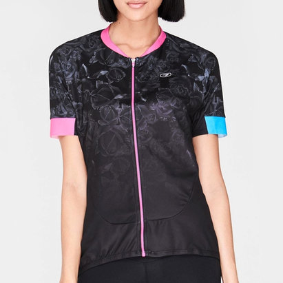 Sugoi Coast Short Sleeve Cycling T-Shirt Ladies