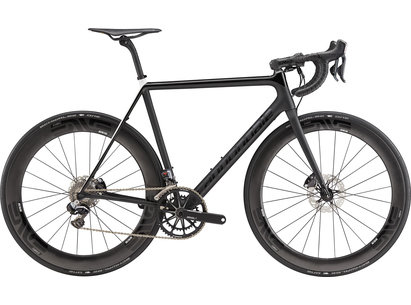 Cannondale SuperSix EVO Disc Black Inc 2018
