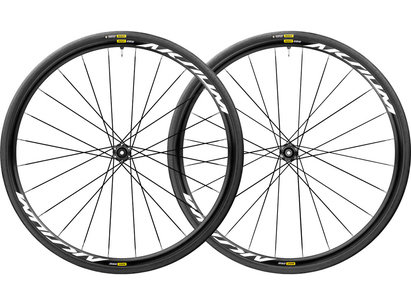 Mavic Aksium Elite UST CL Disc Wheelset 2019