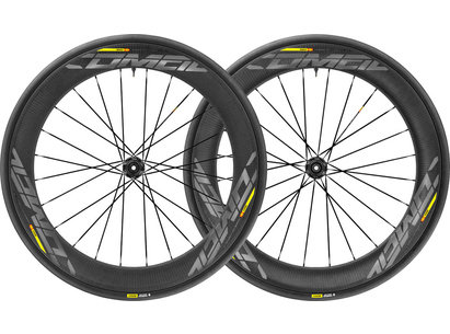 Mavic Comete Pro Carbon SL C UST Disc Six Bolt Wheelset 2018