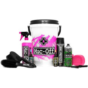 Muc-Off Bucket Kit with Filth filter