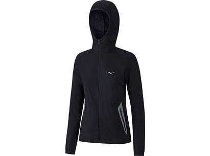 Mizuno Static Breath Thermo Sotshell Hoodie Women's