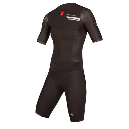 Endura QDC Drag2Zero Short Sleeve Tri Suit Women's