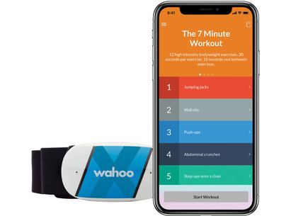 Wahoo Tickr X - Motion Analysis & Heart Rate Monitor (iPhone & Android)