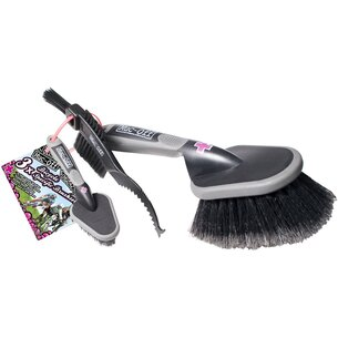 Muc-Off 3x Brush Set