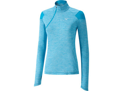 Mizuno Alpha Long Sleeve Half Zip Women's