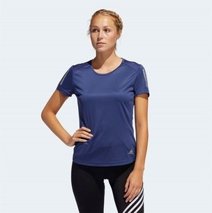 adidas Own The Run T Shirt Ladies