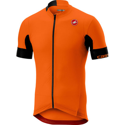 Castelli Aero Race 4.1 Solid Jersey Full Zip