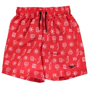 Speedo All Over Print Shorts Junior Boys