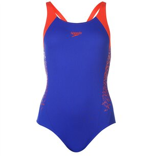 Speedo Boom Racer Swimsuit Ladies