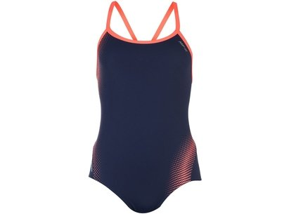 Zone3 Open Back Swimsuit