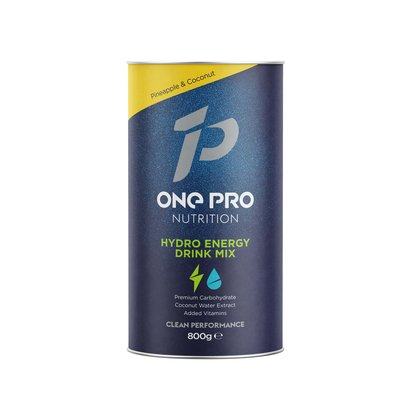 One Pro Hydro Energy Drink Mix Pineapple & Coconut