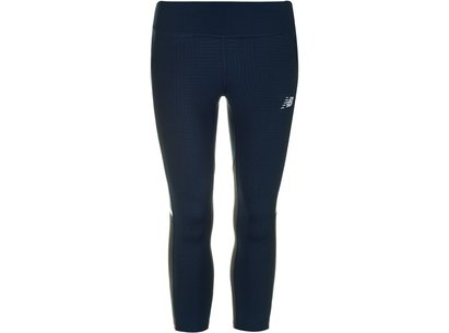 New Balance Run Capri Tights Ladies