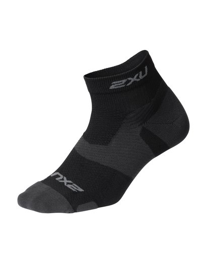 2XU Vectr Light Cushion 1/4 Crew Sock