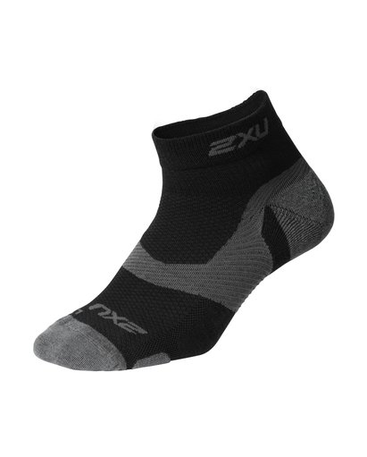 2XU Vectr Merino Light Cushion 1/4 Crew Sock