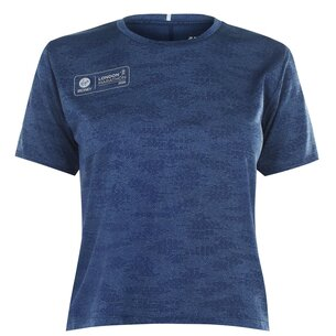 New Balance London Edition T Shirt Ladies