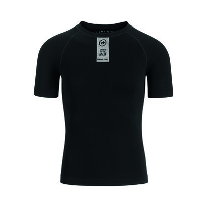 Assos Skinfoil Spring Fall Short Sleeve Base Layer