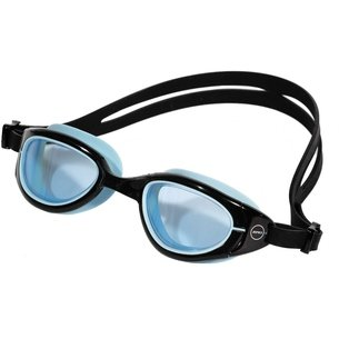 Zone3 Attack Swim Goggles   Blue Tint Lens   Black Blue