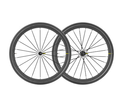 Mavic Cosmic Pro Carbon SL UST Tour De France Wheelset 2020