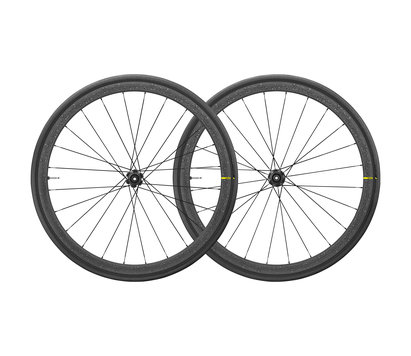 Mavic Ksyrium Pro Carbon SL UST Disc Tour De France Wheelset 2020