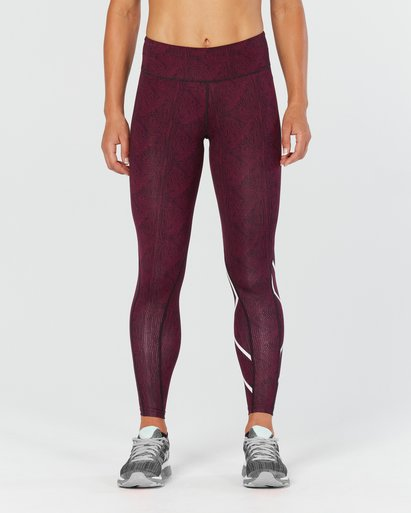 2XU Mid-Rise Print Tight Women's