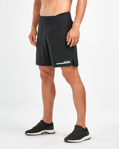 2XU Run 2 In 1 Comp 7 Shorts