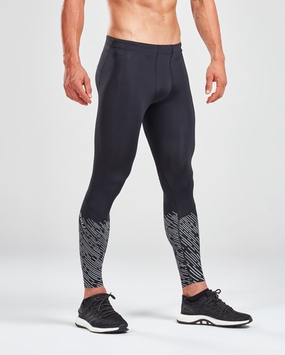 2XU Reflect Run Tights With Back Storage