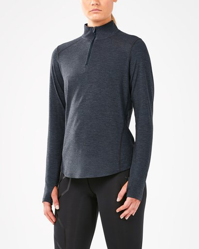 2XU Heat 1/4 Zip Top Women's