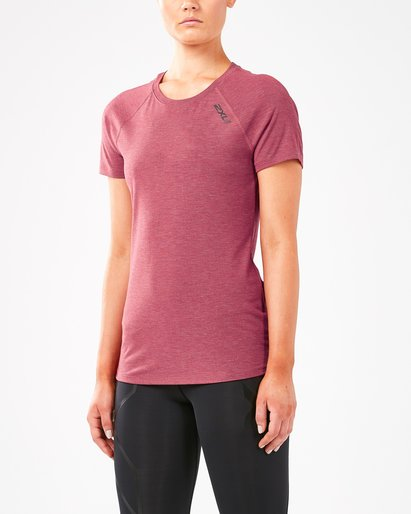 2XU Heat Short Sleeve Run Tee Women's
