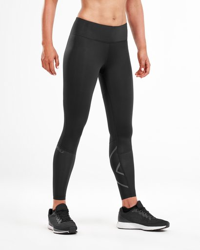 2XU Run Mid-Rise Compression Tights Women's