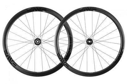 SES 3.4 Disc Clincher Wheelset with Enve Alloy Hub