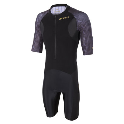 Zone3 Lava Short Sleeve Trisuit