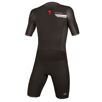 Endura QDC Drag2Zero Short Sleeve Tri Suit