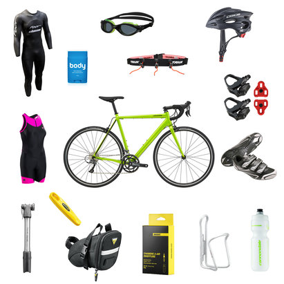 Cannondale Caad Optimo Claris 2020 Women's Package