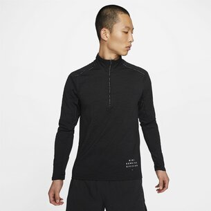 Nike Run Division Half Zip Running Top