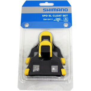 Shimano SPD SL Cleats   Front Float 6 Degree