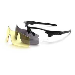 FWE Anti Fog Hydrophobic Multi Lens Glasses