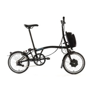 Brompton M6L 2020 Electric Folding Bike