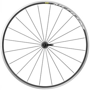 Mavic Aksium Clincher Rim Brake 700c Road Front Wheel